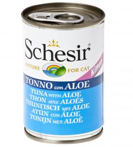 Schesir Cat - Gelatina - Kitten -140g x 6 lattine