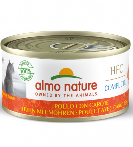 Almo Nature - HFC Cat - Complete - Adult - 70g x 6 lattine