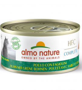 Almo Nature - HFC Cat - Complete - Adult - 70g x 24 lattine