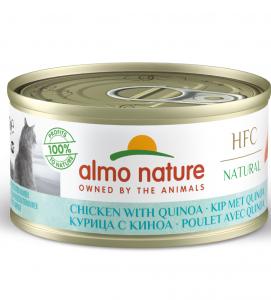 Almo Nature - HFC Cat - Adult - Light - 70g x 6 lattine
