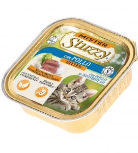 Stuzzy - Mister Cat - Kitten - 32 vaschette 100 g