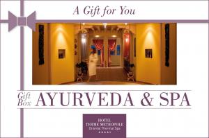 Ayurveda & SPA all' Hotel Terme Metropole ****S