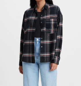 Camicia donna LEVI'S RELAXED