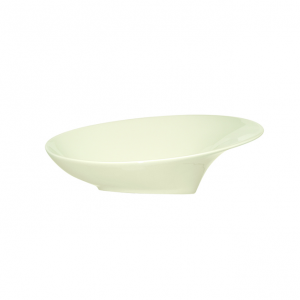 Bowl oval silhouette cm.23.