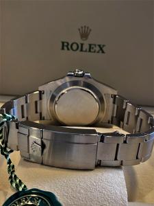 Orologio primo polso Rolex Explorer II