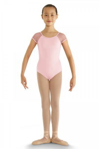 Body Bloch basic con manichetta in rete