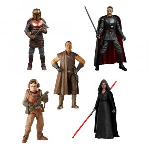 *PREORDER* Star Wars Black Series Action Figure: SERIE 1 COMPLETA  by Hasbro