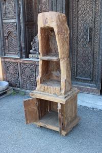 Libreria in legno di teak