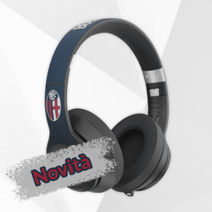 READY2MUSIC CUFFIE WIRELESS BLU Bologna Fc
