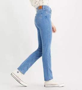 Jeans donna LEVI'S 724 HIGH STRAIGHT