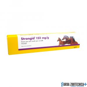 STRONGID 152 mg/g - contro i verni intestinali nel cavallo