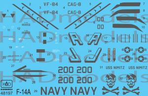 F-14A VF-84