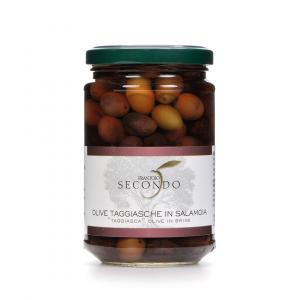 Olive Taggiasche in salamoia | Barattolo da 280 gr.