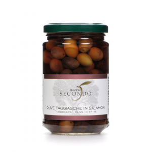 Olive Taggiasche in salamoia | Barattolo da 530 gr.