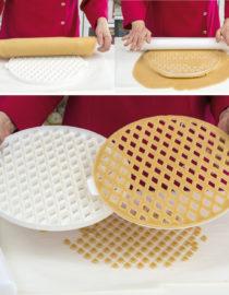 Griglia tagliapasta classica per crostata