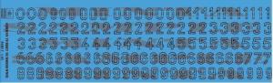 German ww2 turret numbers