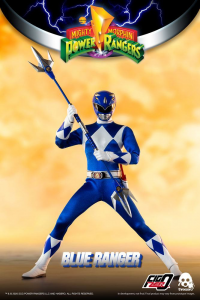 *PREORDER* Power Rangers - Mighty Morphin Action Figure: BLUE RANGER  by ThreeZero