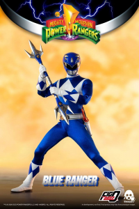*PREORDER* Power Rangers - Mighty Morphin: BLUE RANGER  by ThreeZero