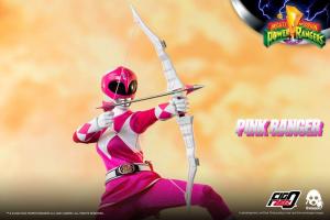 *PREORDER* Power Rangers - Mighty Morphin Action Figure: PINK RANGER  by ThreeZero