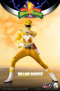 *PREORDER* Power Rangers - Mighty Morphin: YELLOW RANGER  by ThreeZero