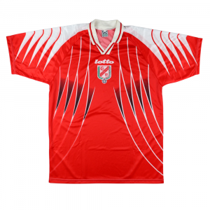 1998-99 Tunisia Maglia Away XL (Top)