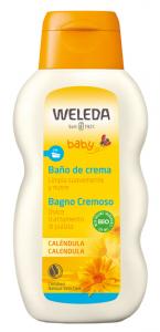 WELEDA BABY CALENDULA BAGNO CREMOSO - AZIONE RILASSANTE PER I PRIMI BAGNETTI