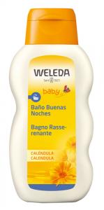 WELEDA BABY - BAGNO RASSERENANTE ALLA CALENDULA PER I PRIMI BAGNETTI DEL BEBE'