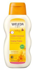 WELEDA BABY CALENDULA CREMA FLUIDA - DELICATAMENTE PROFUMATA PER LA CURA DEL CORPO