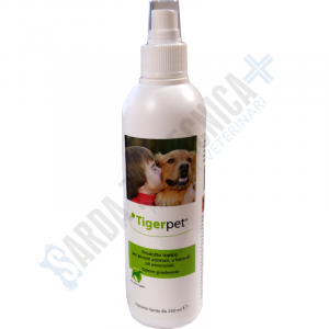 TIGERPET ANTIPARASSITARIO CANE E GATTO - SPRAY DA 300 ml