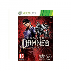 SHADOWS OF THE DAMNED - NUOVO - XBOX 360