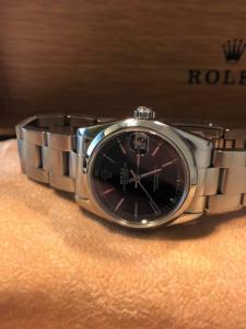 Orologio secondo polso Rolex