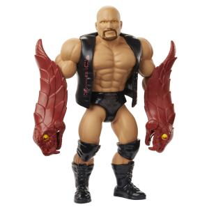 Masters of the WWE Universe: Rattlesnake Mountain RING + 2 personaggi esclusivi by Mattel