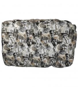 Homerdog - Cuscino Ovale Sfoderabile - Cotone/PVC - mis. 7