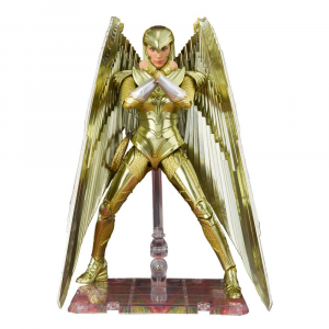 *PREORDER* Wonder Woman 1984 Action Figure: WONDER WOMAN GOLDEN ARMOR by Bandai Tamashii