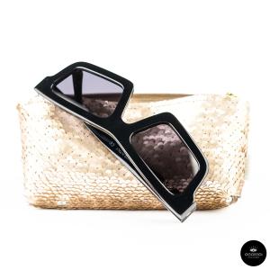 Lunari, PAILLETTES Pochette glasses case