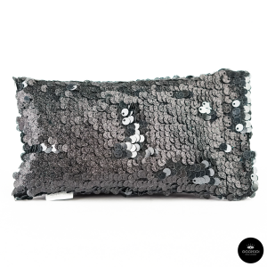 Lunari, PAILLETTES Black mirror glasses case