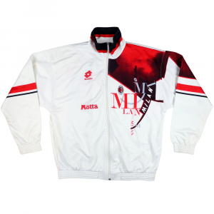 1993-94 Ac Milan Giacca Tuta L