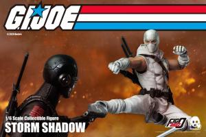*PREORDER* G.I. Joe FigZero: STORM SHADOW by ThreeZero