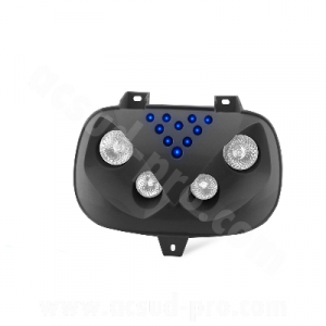 201301 FANALE ANTERIORE ALOGENO LED SCOOTER BOOSTER BW'S' 99 - 03