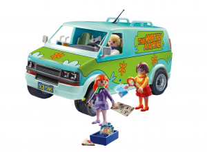 Playmobil 70286: SCOOBY-DOO! Mystery Machine