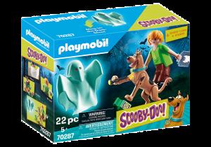 Playmobil 70287: SCOOBY-DOO! Scooby e Shaggy