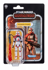 Action Figure Star Wars The Mandalorian Vintage Collection 2020: Incinerator Trooper by Hasbro