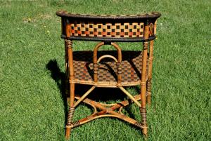 Set vintage in bambù stile McGuire