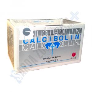 CALCIBOLIN 40 buste   - integratore per cavalli