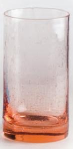 Glas  Milchshake Rosa (6stck)