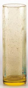 Glas  Milchshake Gelb (6stck)