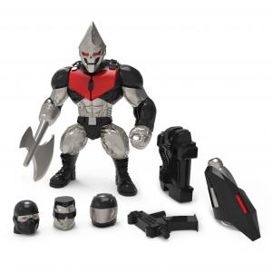 Mighty Maniax DX figure: DEATH JAGUAR by Rocom Toys