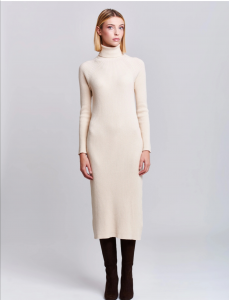 Vicolo - vestito lungo in maglia