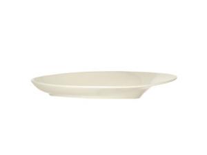 Oval plate Silhouette cm.32 (6pcs)