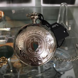 orologio tasca carica manuale lowell collezione Nicodemus PO8103